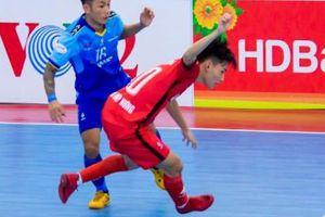 Lượt 4 Vòng chung kết Giải Futsal HDBank VĐQG 2019 : Sahako tiếp tục mạch trận ấn tượng