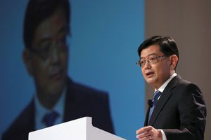 Lộ diện ứng viên lãnh đạo mới của Singapore