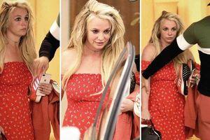 Britney Spears tiều tụy đến đáng thương, chuyện gì đang xảy ra với cô?