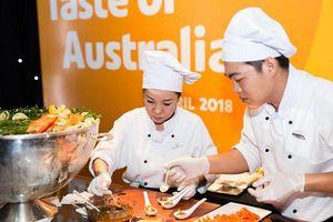 Chuỗi sự kiện 'Hương vị nước Úc' tại Việt Nam