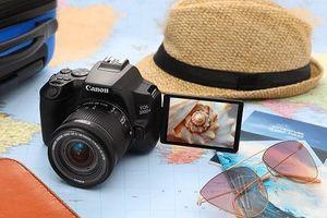 Ngắm máy ảnh mới ra mắt Canon DSLR EOS 200D II giá 16,5 triệu đồng