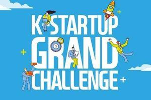 K-Startup Grand Challenge 2019 chính thức khởi động