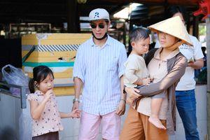 Bà xã và con gái của Lý Hải bất ngờ xuất hiện trong MV nhạc phim 'Lật mặt 4'