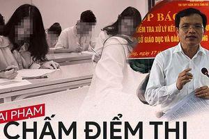 Công đoàn ngành giáo dục Hà Nội yêu cầu, quán triệt tố giác gian lận thi cử