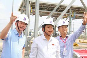 Đại tướng Đỗ Bá Tỵ, Phó Chủ tịch Quốc hội thăm và làm việc tại GPP Cà Mau