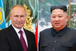 Xem quân đội Nga chuẩn bị lễ đón tiếp Chủ tịch Triều Tiên Kim Jong-un