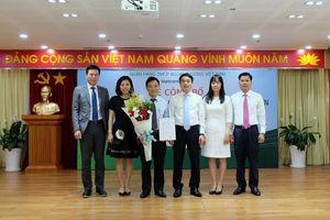 Vietcombanbk có Trưởng Văn phòng đại diện khu vực phía Nam mới