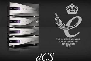 Hệ thống hi-end dCS Vivaldi nhận giải thưởng danh giá từ Nữ hoàng Anh