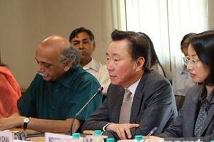 Ấn Độ-Việt Nam tăng cường hợp tác trong lĩnh vực hàng hải