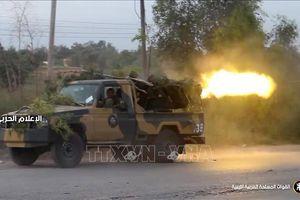 Lãnh đạo châu Phi kêu gọi lập tức chấm dứt xung đột tại Libya