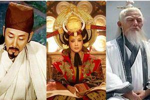 Phim về Võ Tắc Thiên: Kim bài miễn tử của Viên Thiên Cang và Lý Thuần Phong dành cho Võ Tắc Thiên