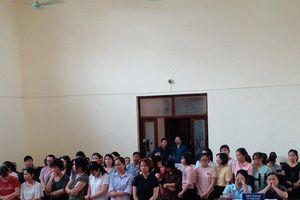 Hơn 20 người vắng mặt, phiên xử trục lợi BHYT ở Hòa Bình phải trì hoãn