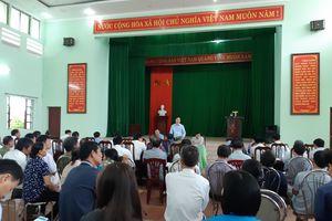 Bắc Giang mở đợt cao điểm giải quyết khiếu nại, tố cáo