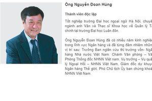 Sau Techcombank, cựu Phó Chủ tịch UBCKNN làm Thành viên HĐQT Masan