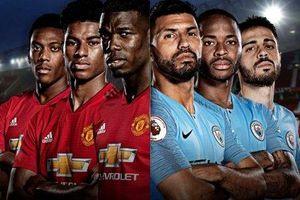 TRỰC TIẾP Man United vs Man City: Đội hình dự kiến