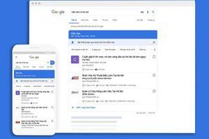 Chức năng tìm việc làm cho người dùng Việt Nam trên Google