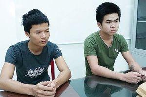 Nghệ An: Bắt 2 đối tượng chuyên cho học sinh vay tiền nặng lãi