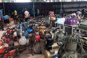 Chính phủ 'siết' việc nhập khẩu máy móc, thiết bị cũ
