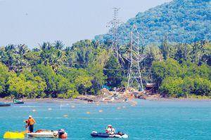 Hành trình đưa điện ra đảo