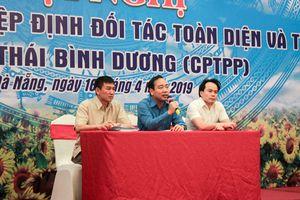 Tích cực nâng cao hiệu quả hoạt động công đoàn trước ngưỡng cửa CPTPP