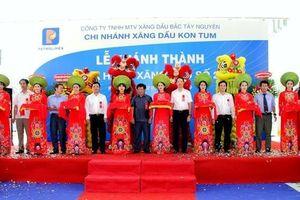Khánh thành Cửa hàng Xăng dầu số 27 tại Kon Tum