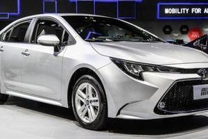 Toyota Levin 2019 - phiên bản máy xăng, thể thao hơn Corolla Altis thế hệ mới