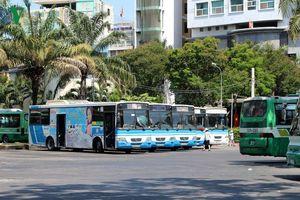 TP HCM tổ chức các bãi giữ xe máy cho khách đi xe buýt