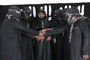 Rợn người cảnh nhóm đánh bom tự sát Sri Lanka thề trung thành với IS