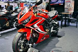 Ảnh chi tiết Honda CBR650R mới ra mắt tại Ấn Độ