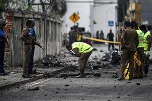 45 trẻ em thiệt mạng trong loạt vụ đánh bom ở Sri Lanka