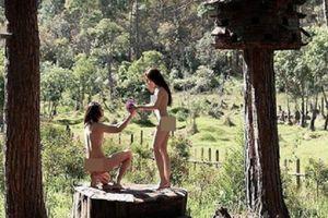 Hà Nội phối hợp Lâm Đồng xử lý cặp đôi chụp ảnh khỏa thân ở Đà Lạt