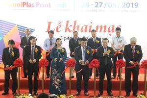 180 doanh nghiệp tham gia triển lãm quốc tế ngành công nghiệp nhựa