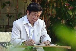 Tiễn biệt nhà thơ Nguyễn Phan Hách: Chỉ mùa thu còn tròn vẹn yêu thương...