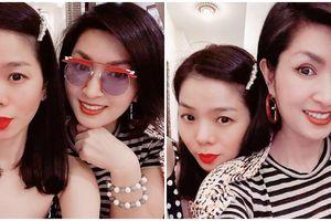 Lệ Quyên tiết lộ về tình bạn thân 'còn cần hơn cả tình yêu' với Nguyễn Hồng Nhung