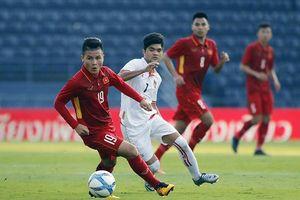 U23 Việt Nam và U23 Myanmar làm 'quân xanh' cho nhau