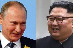Ông Putin bận xử lý cháy rừng trước giờ gặp ông Kim Jong-un