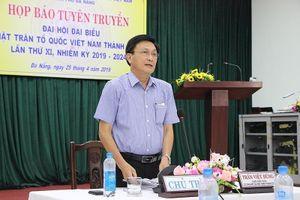 MTTQ Đà Nẵng tổ chức nhiều hoạt động chăm lo cho người nghèo