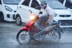 Bắc Bộ sắp mưa lớn, Nam Bộ nắng nóng 38 độ C kéo dài