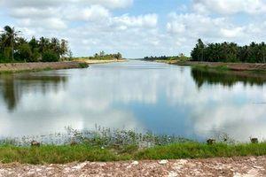 Một huyện có hơn 3.000 hộ dân thiếu nước