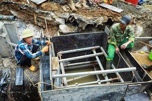 Tạm dừng thi công các công trình có nhu cầu sử dụng nước lớn tại Sa Pa
