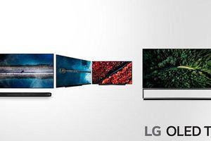 LG ra mắt 42 mẫu TV 8K và 4K năm 2019 tại Việt Nam
