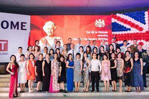 Đại sứ quán Anh kỷ niệm sinh nhật thứ 93 của Nữ hoàng Elizabeth II