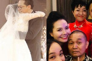 Sao miền Bắc 'đổ bộ' tới dự đám cưới lần 3 của NSND Trung Hiếu và vợ trẻ kém 19 tuổi