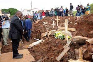 Lũ lụt và lở đất tại Nam Phi, hơn 60 người thiệt mạng