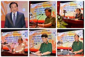 Phát huy tinh thần Chiến thắng Điện Biên Phủ trong giai đoạn cách mạng mới