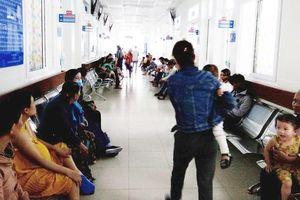 Cảnh báo nguy cơ trẻ em nhập viện vì nắng nóng kéo dài
