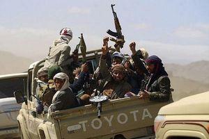 Yemen: Phiến quân Houthi tấn công quân đội Saudi Arabia bằng máy bay không người lái