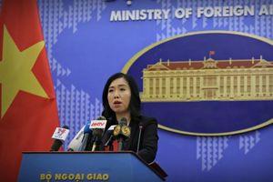 Việt Nam muốn Mỹ chấm dứt biện pháp bao vây cấm vận với Cuba