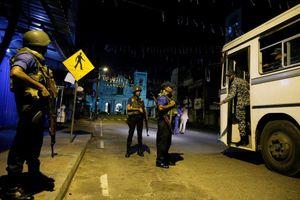 Thêm vụ nổ mới, cảnh báo đánh bom gần ngân hàng trung ương Sri Lanka