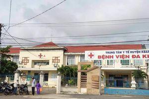 Điều tra vụ bé gái 2 tuổi tử vong tại bệnh viện K'Bang, Gia Lai